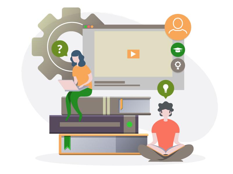 Formación y cursos para equipos de trabajo, voluntariado o estudiantes universitarios